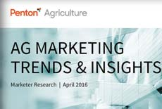 Ag Marketing Trends survey cover